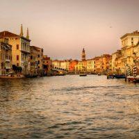 Venecia el Gran Canal
